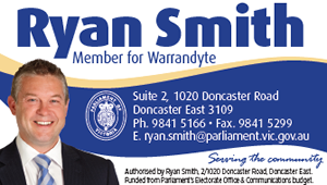 Hon Ryan Smith MP